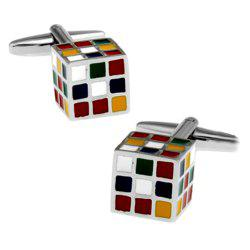 Alloy Color Toy Cufflinks for Men -
