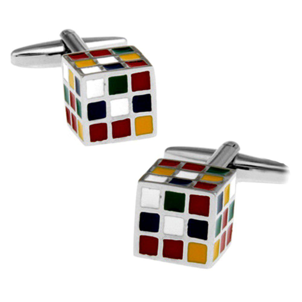 Cheap Alloy Color Toy Cufflinks for Men