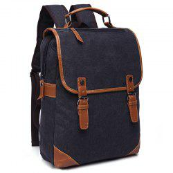 Vintage Men's Canvas Backpacks Casual Men's Bags -