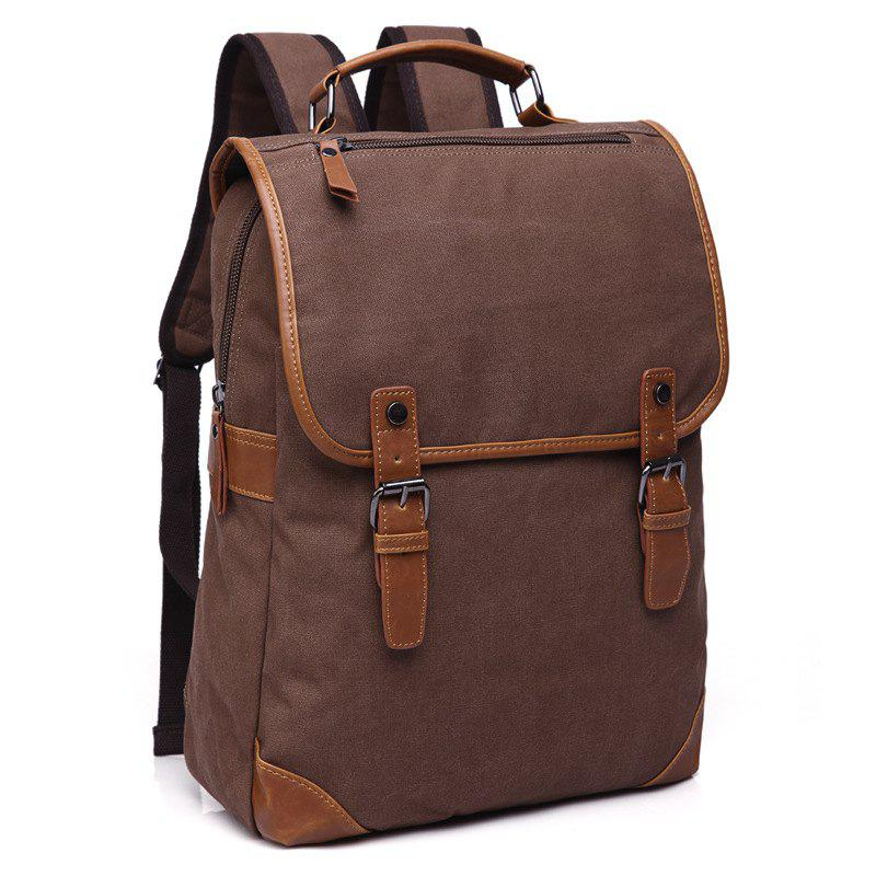 Affordable Vintage Men's Canvas Backpacks Casual Men's Bags