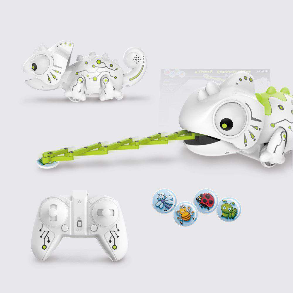Chameleon Robot: 2019 Remote Control Chameleon Robot With 12 Changeable