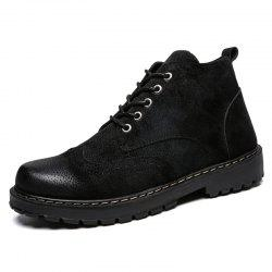 Warm and Comfortable Men'S Shoes -