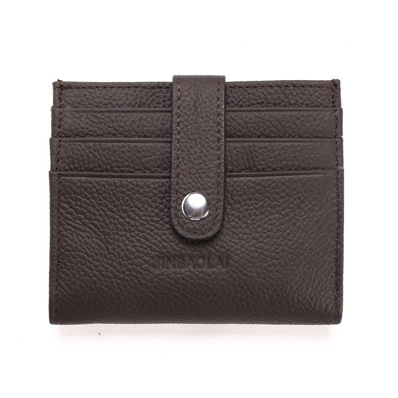 Cheap Pattern Bank Card Package Card Holder Travel Leather Credit Card Holder