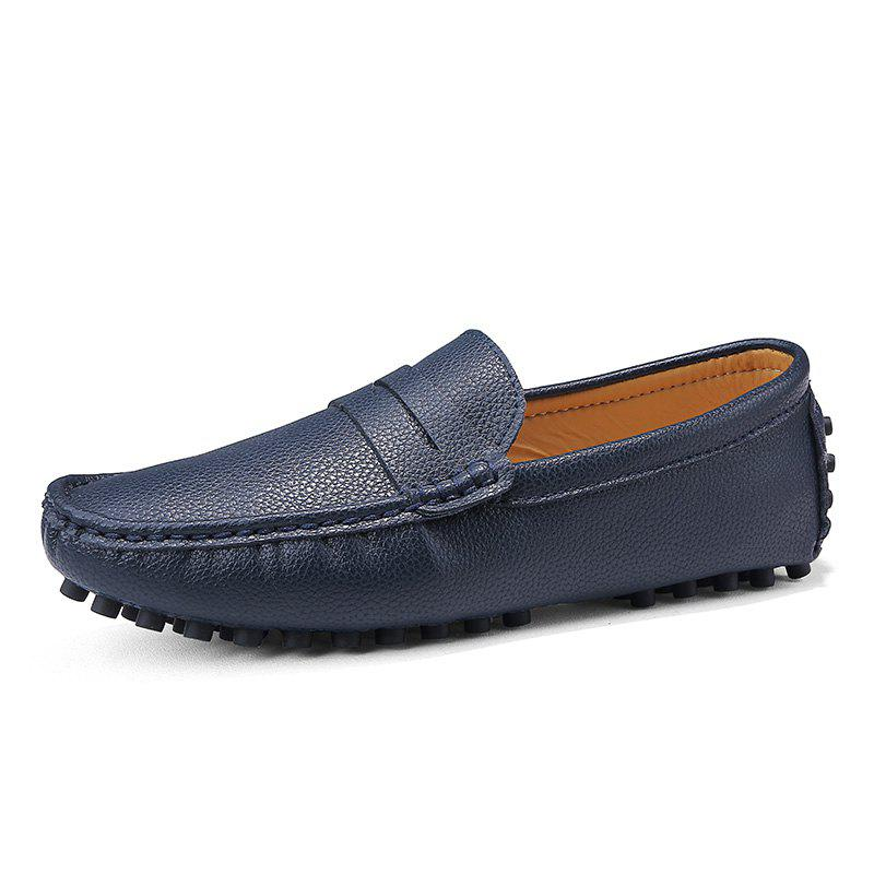 Hot Casual Shoes  Leather Driving loafers