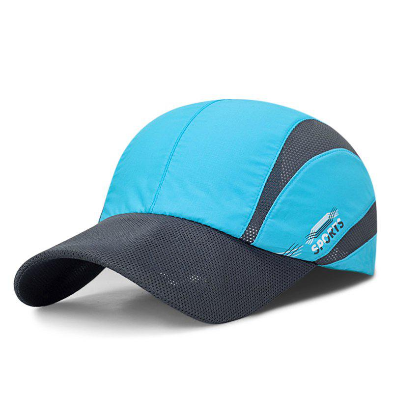 Best Summer light and breathable mesh baseball cap men and women outdoor quick-drying