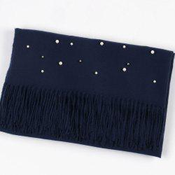 Pearl Bright Lady Scarf Oversize Classic Soft Winter Women Scarf -