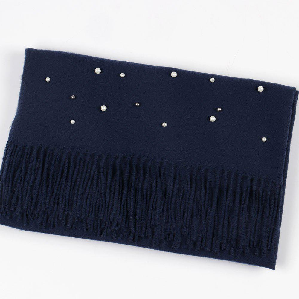 Shop Pearl Bright Lady Scarf Oversize Classic Soft Winter Women Scarf