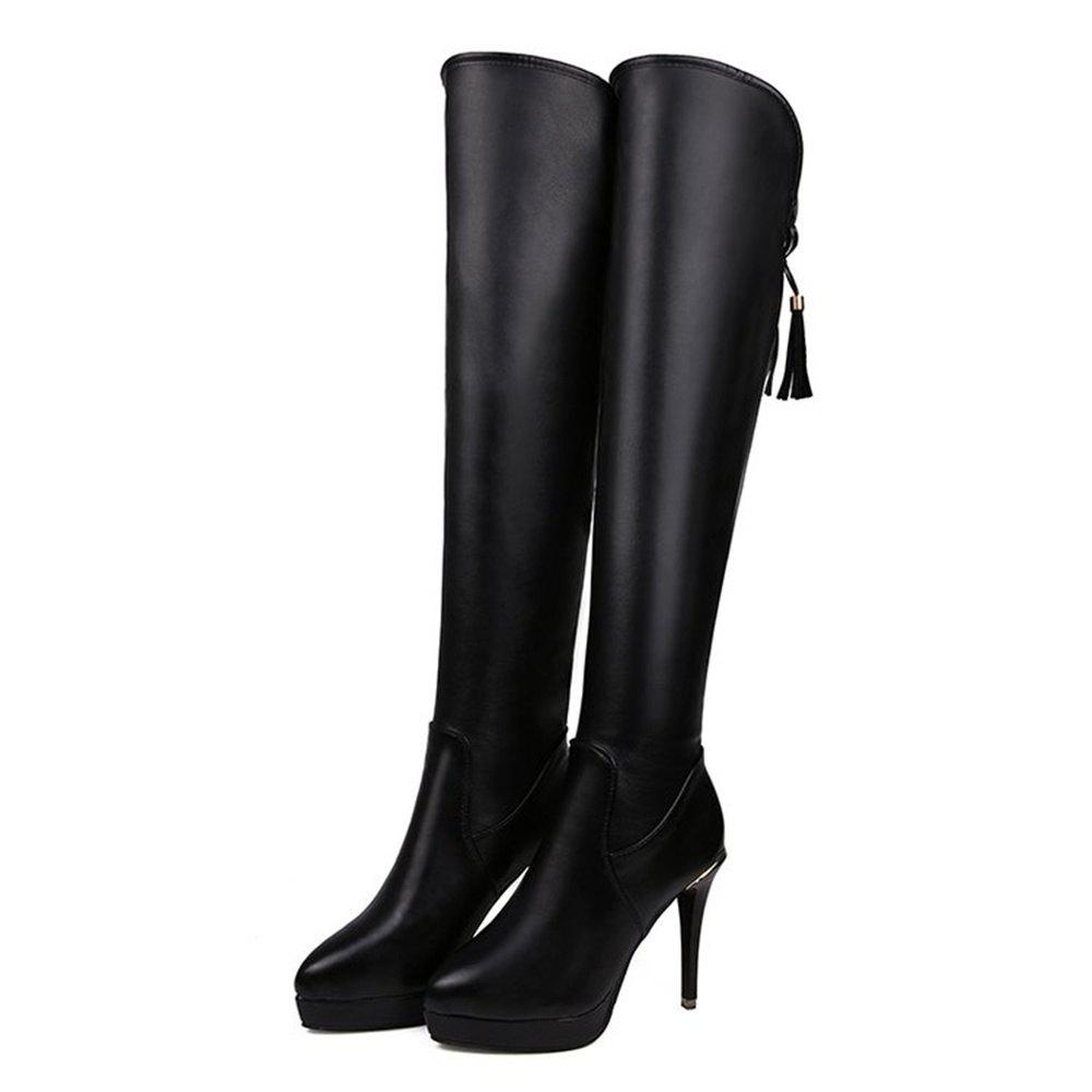 Chic Women'S Boots with Narrow Heels and Cheshire Boots