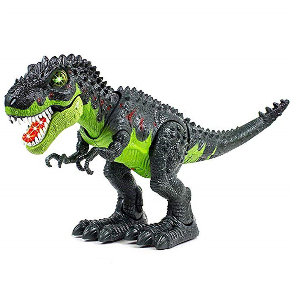Best Tyrannosaurus Walking Dinosaur with Lights and Realistic Sounds Dinosaur Toy