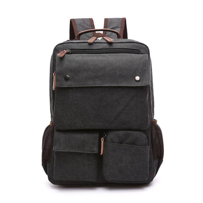 Shops New Large Capacity Canvas Backpack Multi-functional Outdoor Men's Backpack
