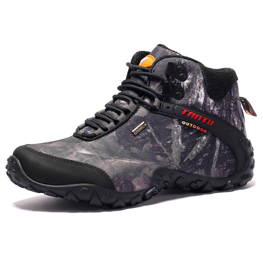High-Top Outdoor Shoes Chaussures de randonnée Plus-Size Sports Shoes Chaussures de marche