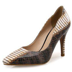 Pointed High Heels Sexy Stiletto Women'S Shoes -