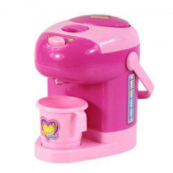 Mini Electric Plastic House Furniture Home Appliances Play House Toy -
