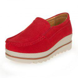 New Spring  Shoes with Thick Soles -