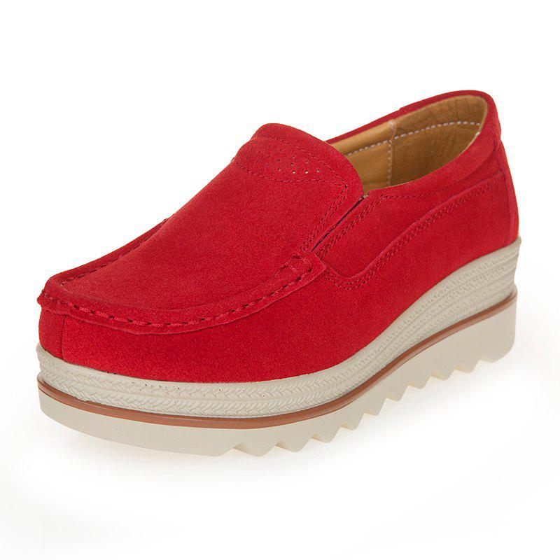 Affordable New Spring  Shoes with Thick Soles