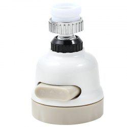 Faucet Booster Shower Kitchen Bathroom Plastic Filter Shower Head -