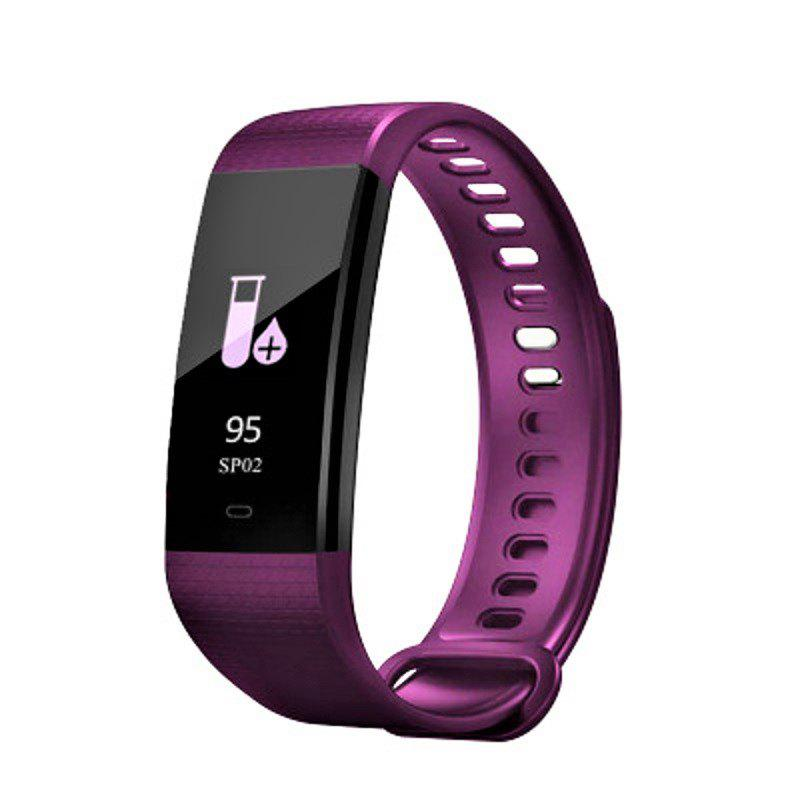 Unique Color Screen Heart Rate Blood Pressure Monitoring IP67 Waterproof Smart Watch