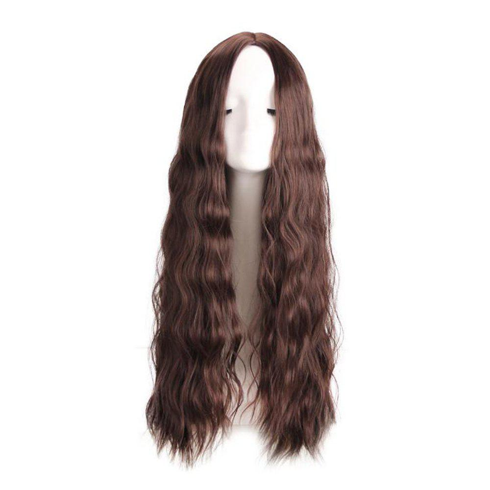 Affordable Curly Lady Long Curly Hair for Female Wig Hair