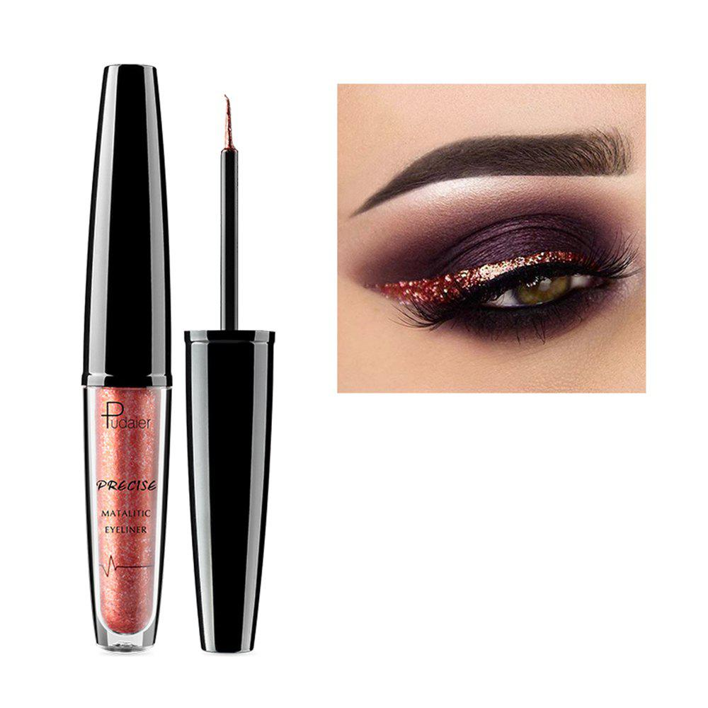 Buy Pudaier Liquid Eyeliner Glitter Waterproof Long Lasting Eyeliner