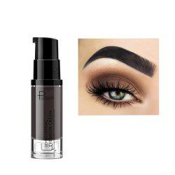 Waterproof Gel Eyebrow Dye Long Lasting Eyebrow Makeup -