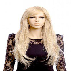 Animated Wig Blonde Wavy Wig for Women -