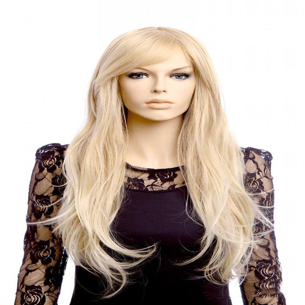 Sale Animated Wig Blonde Wavy Wig for Women