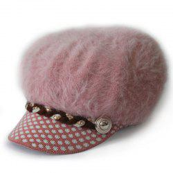 Mode chapeau de peintre chaud en plein air dames de la mode chapeau occasionnel cap octogonal + elast -