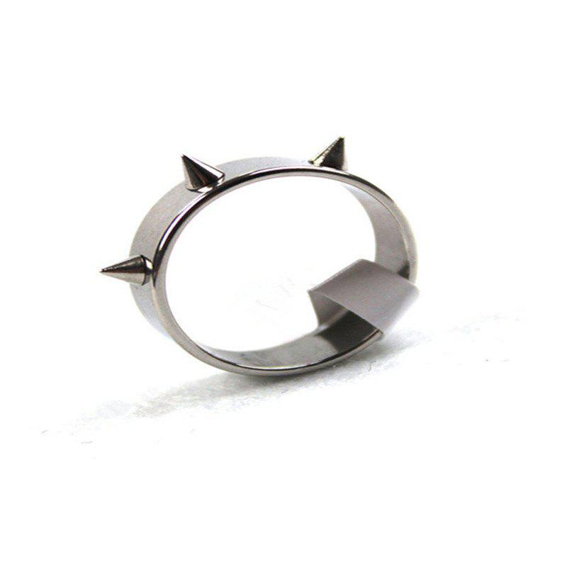 Outfits Trendy Personality Women's Punk Gear Ring