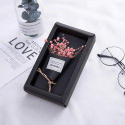 Mini Gypsophila  Bouquet  Dried Flower Wedding   Shop  Decor Gift -