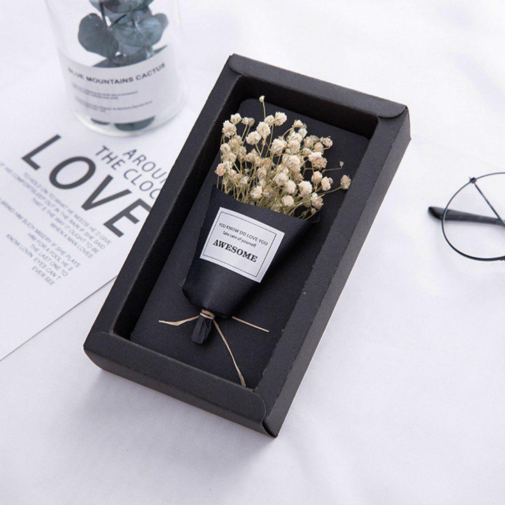 Chic Mini Gypsophila  Bouquet  Dried Flower Wedding   Shop  Decor Gift