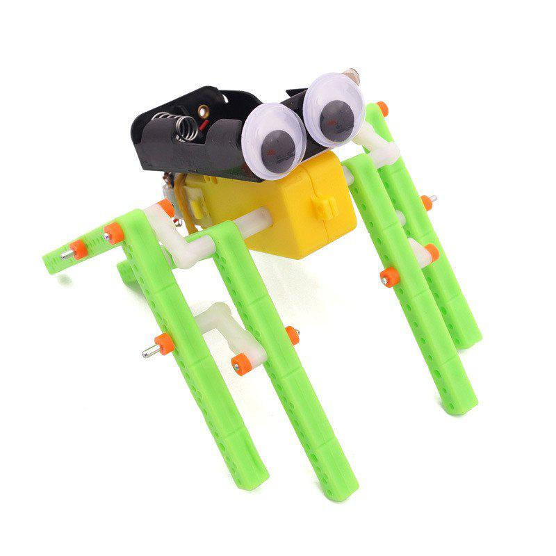 Bricolage Spider Robot Enfants Science Education Toy