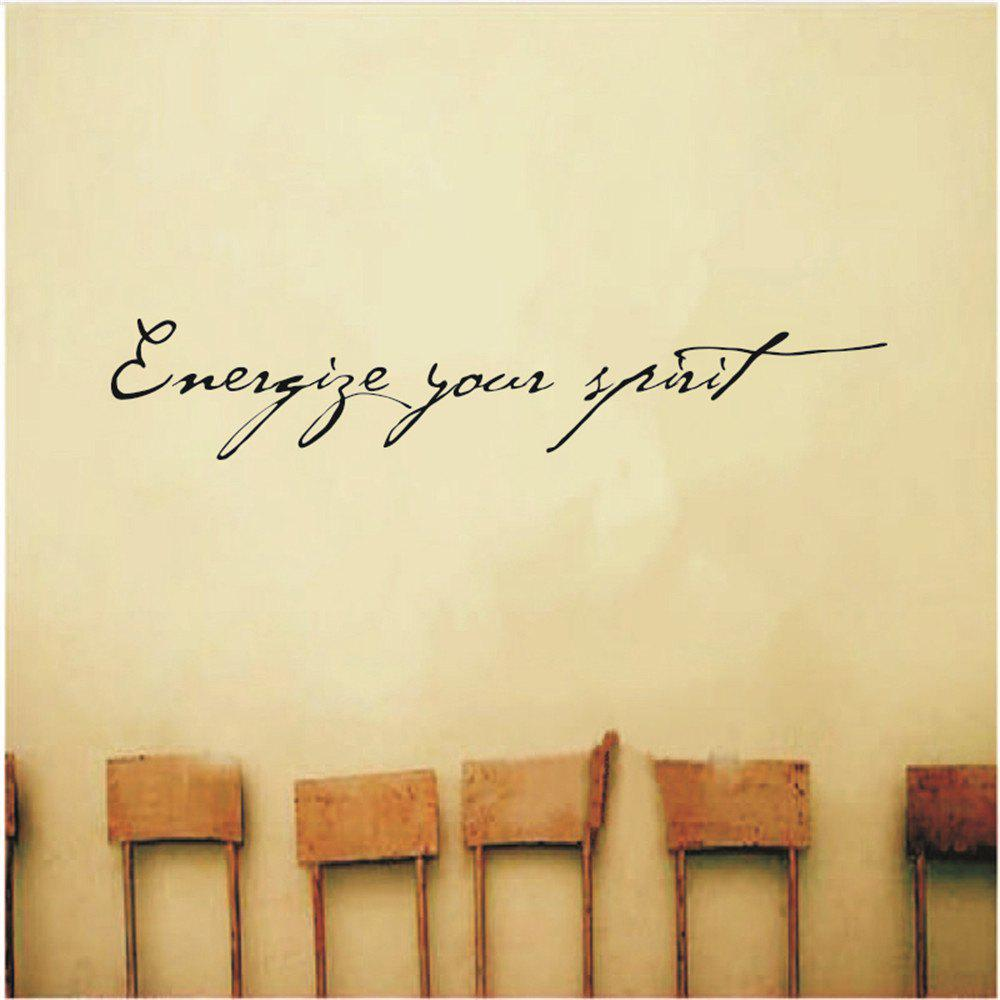 Enjoy Your Special Art Vinyl Mural Home Room Decor Wall Stickers Removable