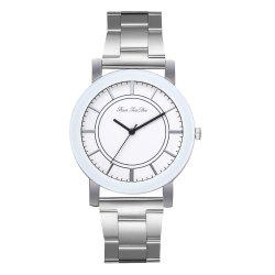 Steel Belt Quartz Watch Contracted Leisure Sports Watch Brand -