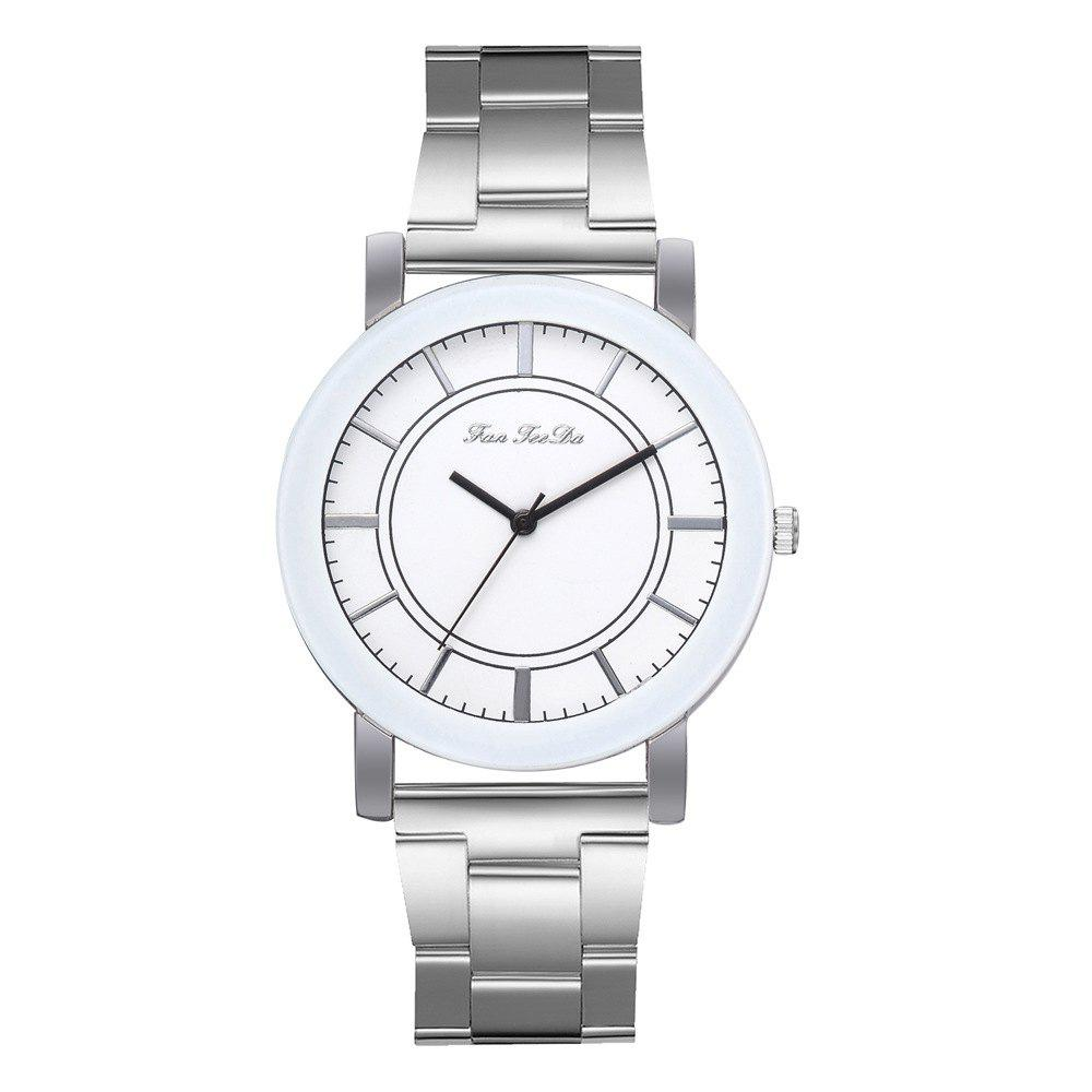 Best Steel Belt Quartz Watch Contracted Leisure Sports Watch Brand