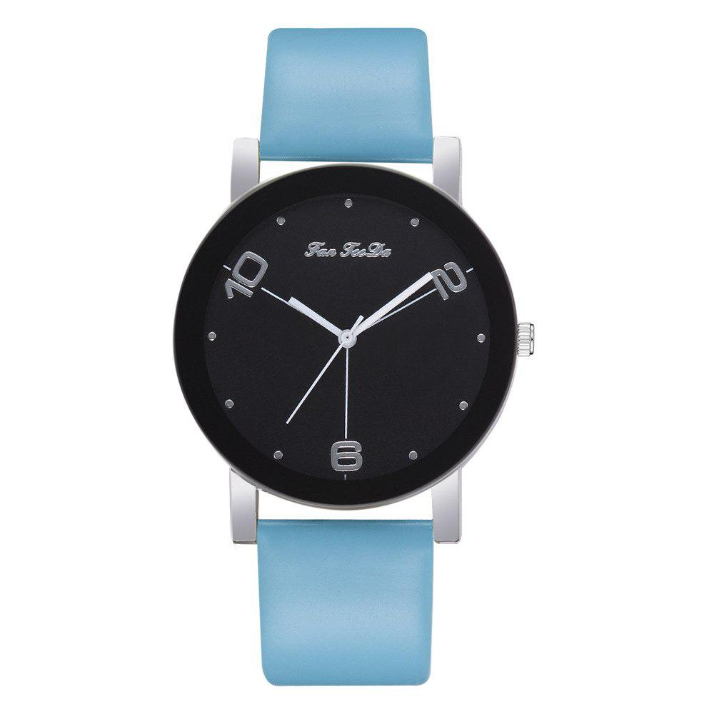 Sale The New Contracted Temperament Lady Quartz Watch Black Picture Frame Business