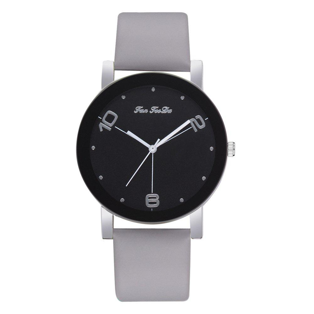 Discount The New Contracted Temperament Lady Quartz Watch Black Picture Frame Business