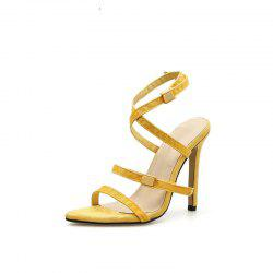 Women's Stiletto High Heels Slim Party Sandals -