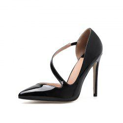 Women's Pointed Toe Stiletto High Heels Sexy Formal Pumps -