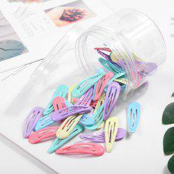 Fashion Color Hairpin Set -
