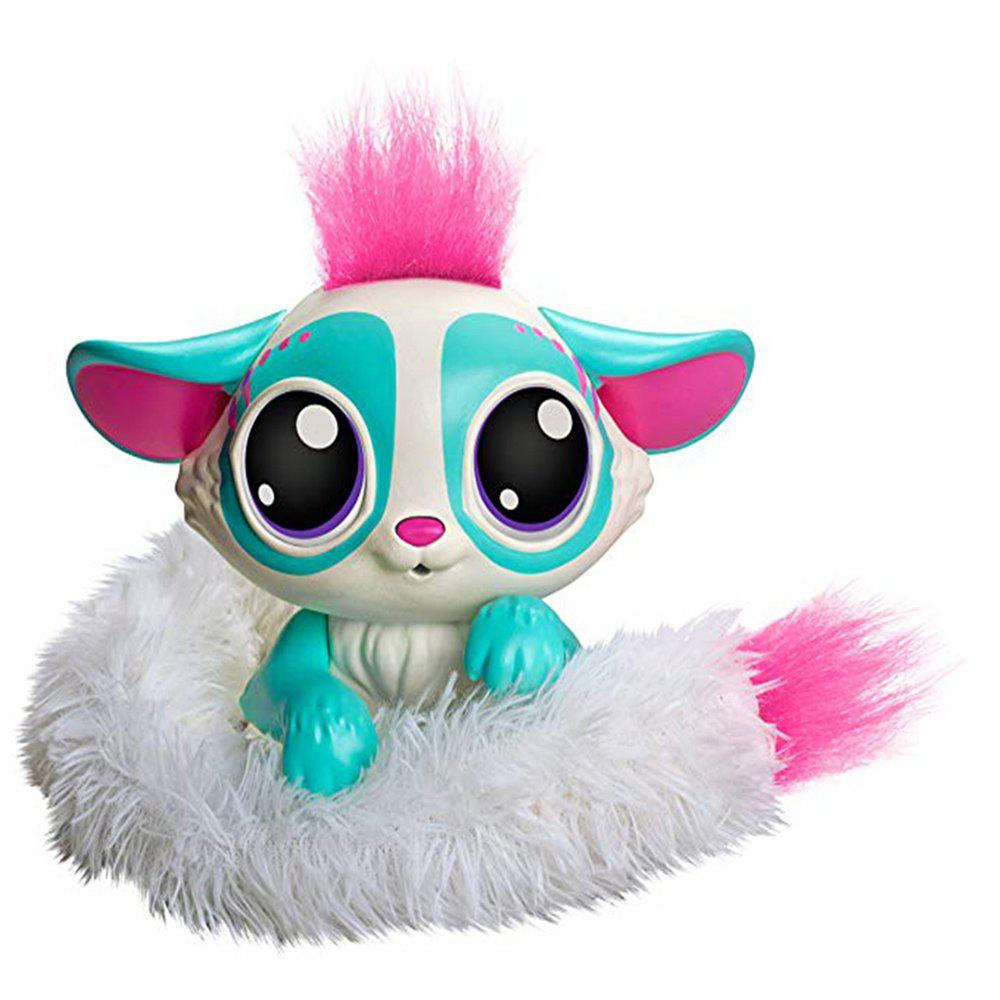 Lil 'Gleemerz Rainbow Figure Interactive Fox