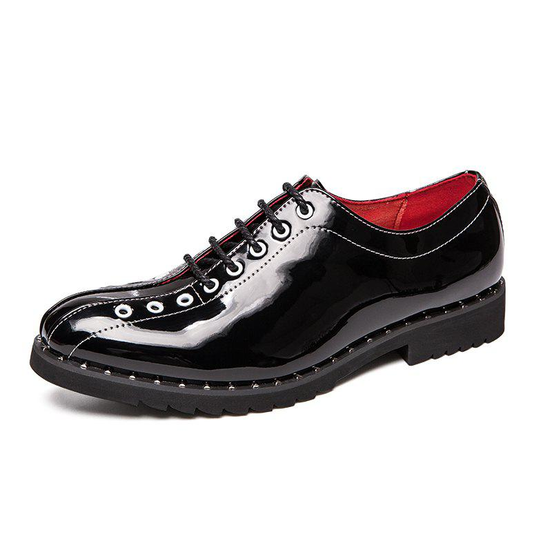 Fashion Men Shoes Fashion Soft and Comfortable Lace Up