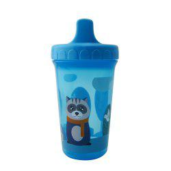 Baby Drinking Cup 300ML Cute Cartoon Animal Pattern Training -
