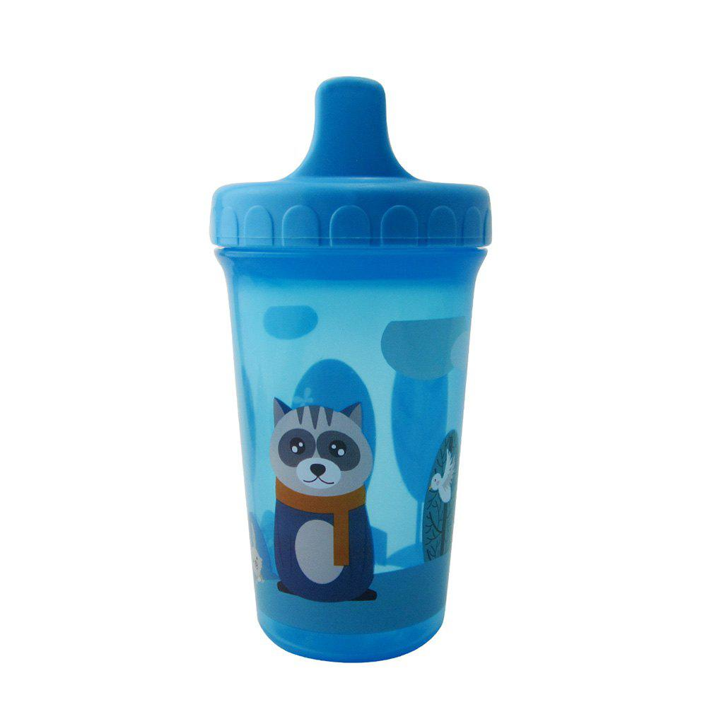 Sale Baby Drinking Cup 300ML Cute Cartoon Animal Pattern Training