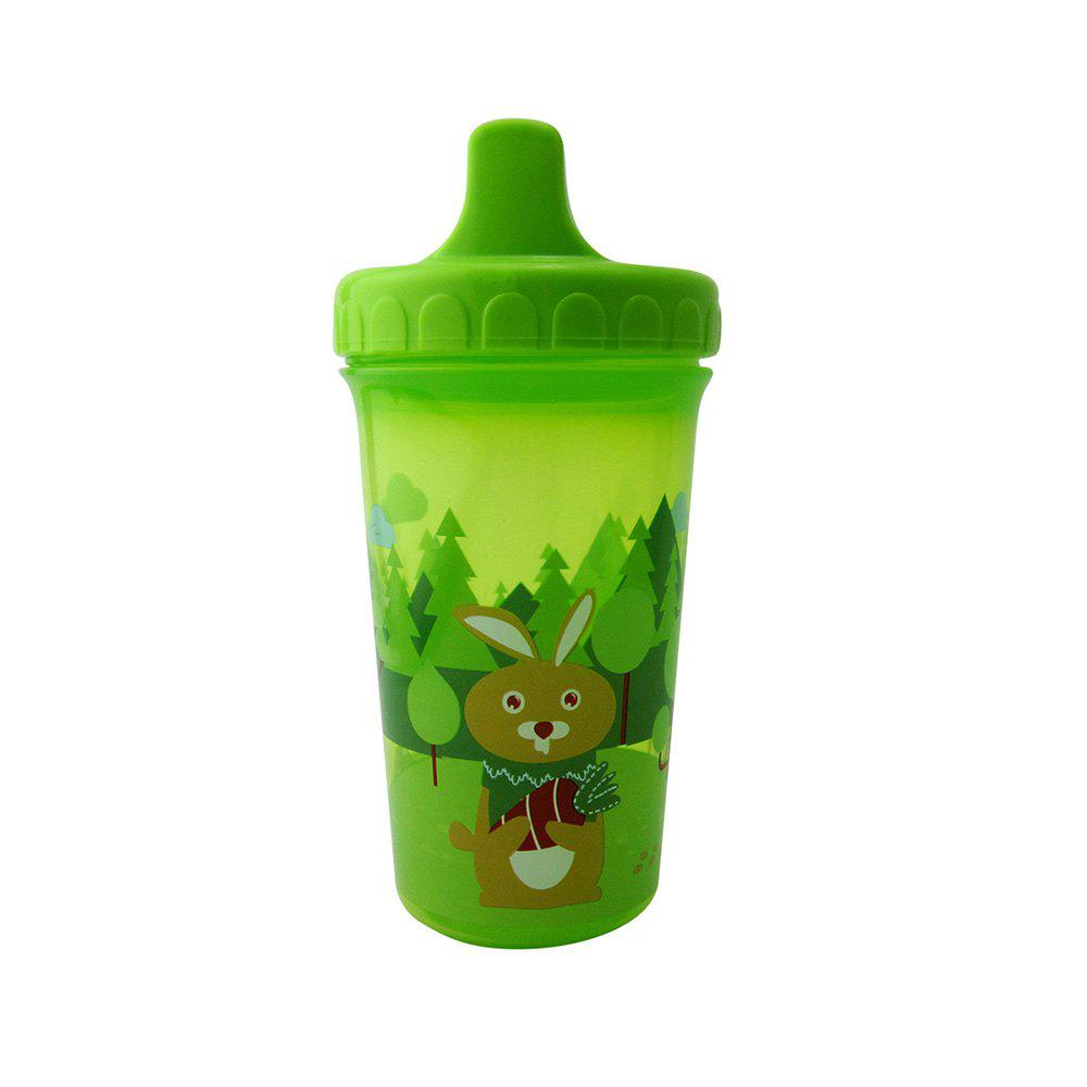 Baby Drinking Cup 300ML Cute Cartoon Animal Pattern Training