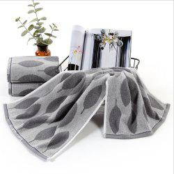 Cotton Absorbent Towel Dark Thick Home Couple Bath Towel -