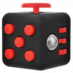 Minismile X1 Updated Version Release Stress Fidget Dice Cubic Toy for Focusing -