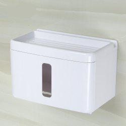Toilet Multifunctional Waterproof Tissue Box -