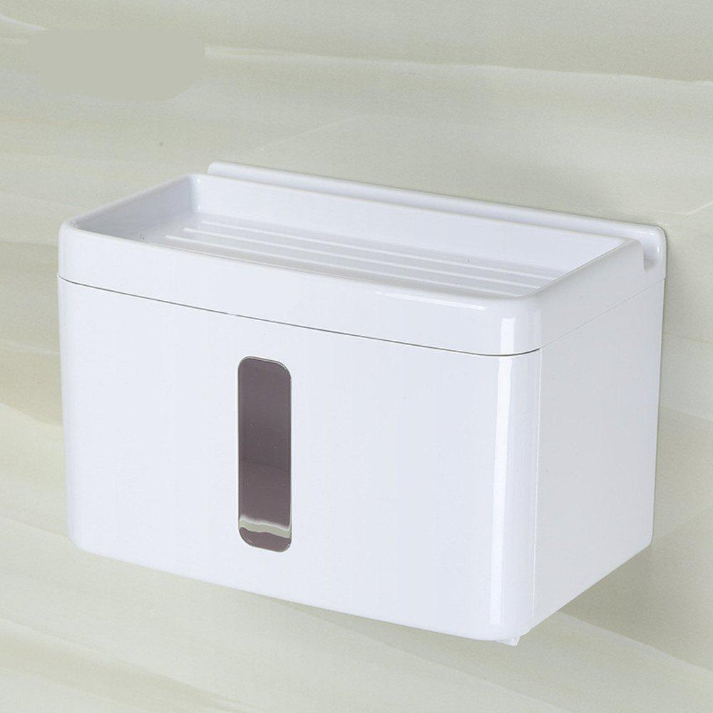 Chic Toilet Multifunctional Waterproof Tissue Box