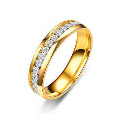 Simple Fashion Women's Ring -