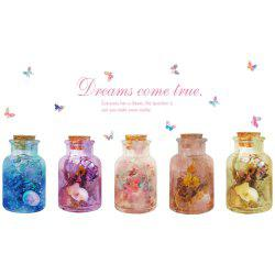 Color wishBottles Butterfly Removable Stickers Wall Stickers Home Decorations -